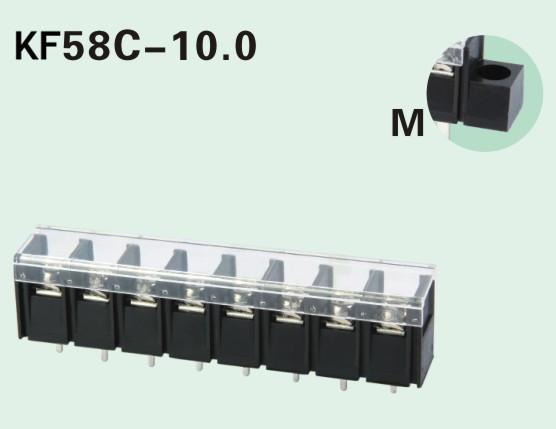 栅栏式接线端子台